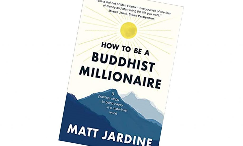 """Matt Jardine asks with his book, """"Did you leave something behind?"""""""