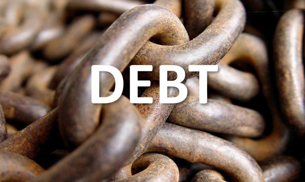The Debt You Owe Your Karate Teacher can a chain you do not want