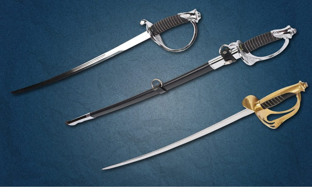 Did you leave something behind? The great minds did. Dueling Swords