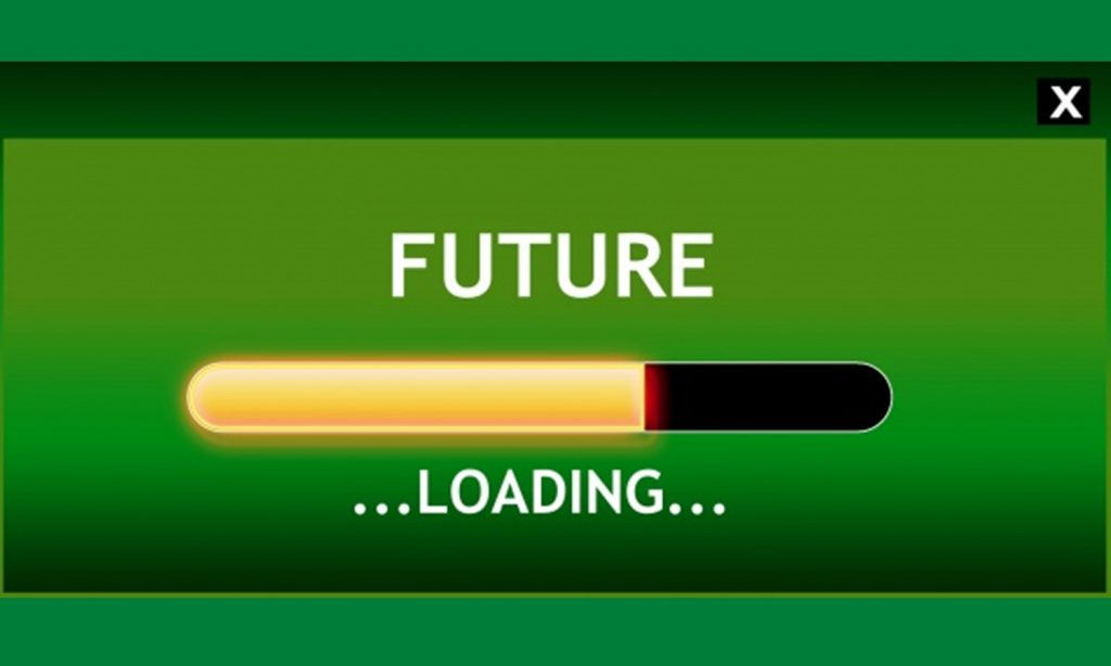 The future is coming. Did you leave something behind?