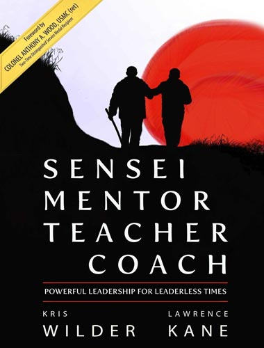 Sensei Mentor Teacher Coach