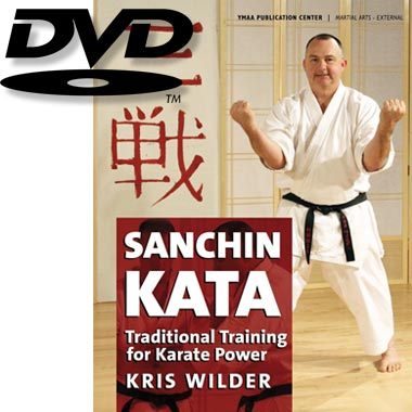 Karate DVD Sanchin Kata